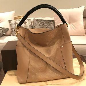 Beautiful Louis Vuitton Bagatelle Mono Empriente
